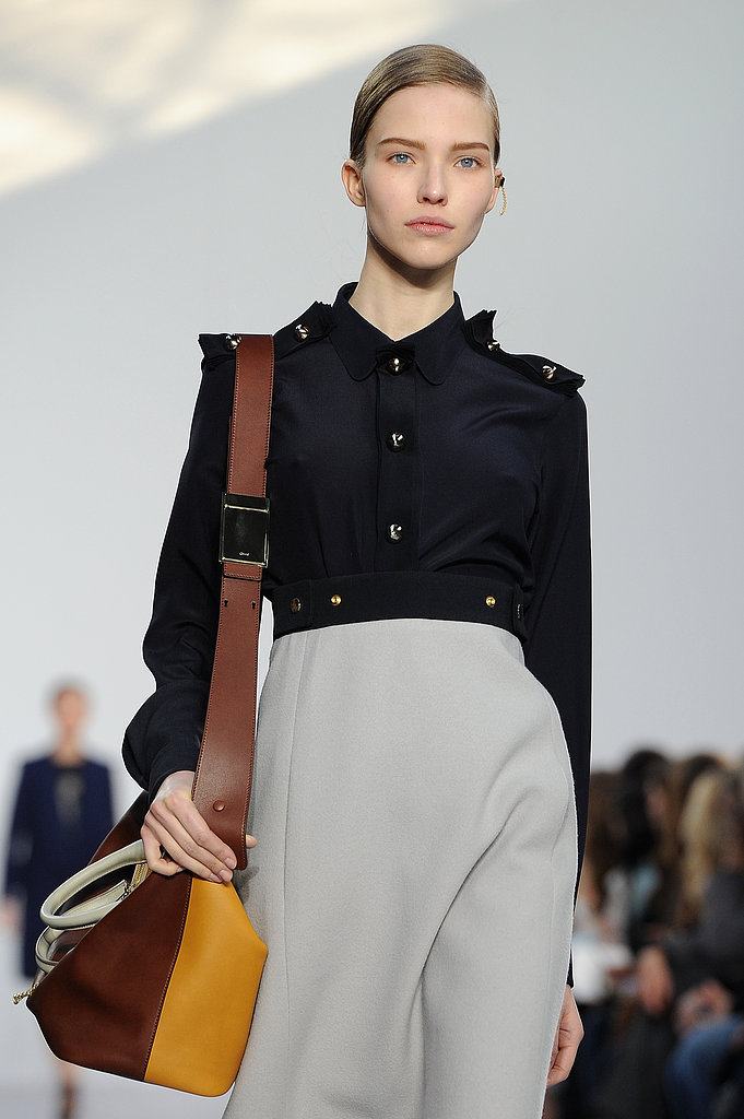 2013 Autumn Winter Paris Fashion Week: Chloé