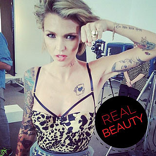 Beauty Interview With Ruby Rose