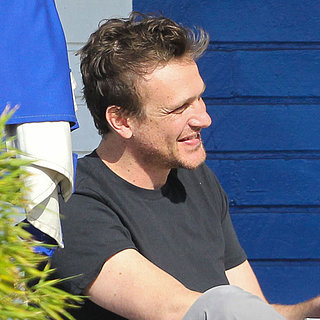 Jason Segel Has Lunch With Mystery Blonde After Breakup