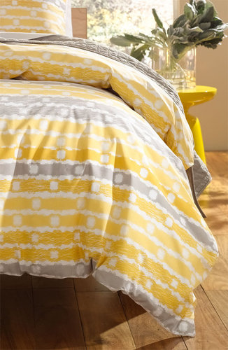 Nordstrom &#039;Underground Stripe&#039; Duvet Cover