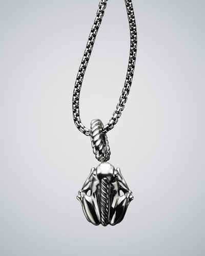 David Yurman Frog Charm