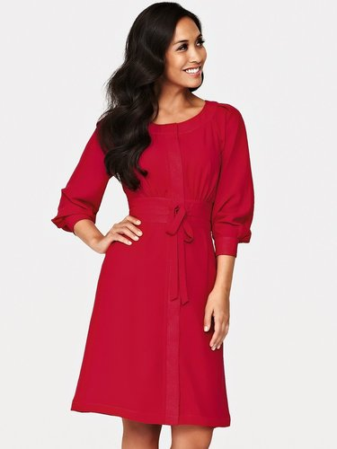 Myleene Klass Long Sleeve Dress