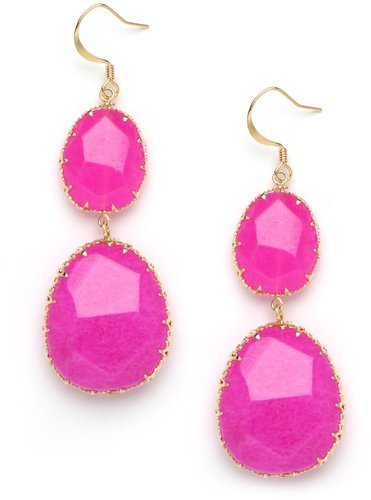 Fluoro Boho Drops