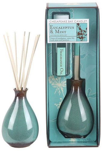 Eucalyptus and mint reed diffuser