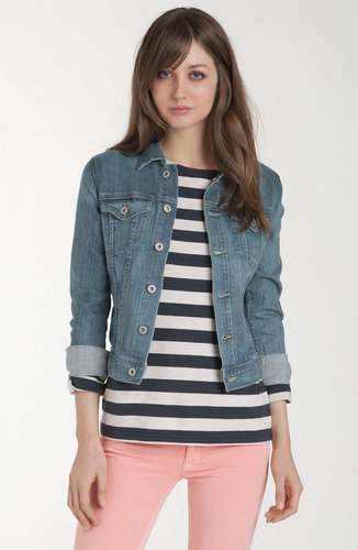 AG Jeans &#039;Robyn&#039; Stretch Denim Jacket
