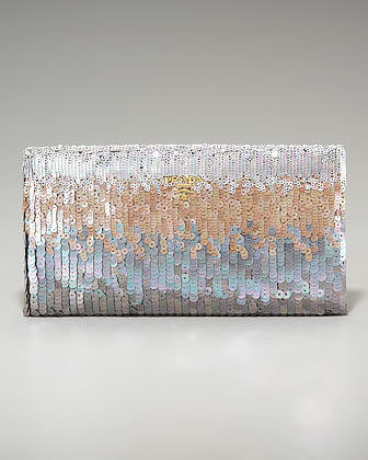 Prada Paillettes Clutch