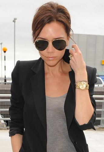 Aviator Extra Large 62 mm Metal Sunglasses - as seen on Victoria Beckham  - by Ray-Ban