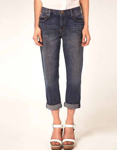 Current/Elliott The Boyfriend Jeans in Loved