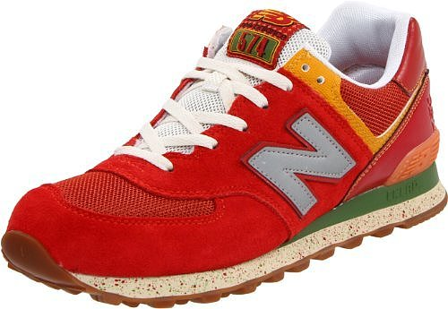 New Balance Men's 574 Fruity Pack Lace-Up Fashion Sneaker