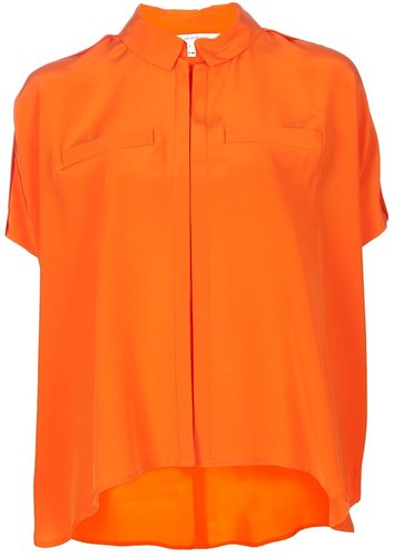 Diane Von Furstenberg Wide fit blouse