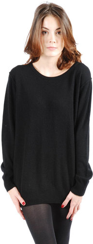 Mimi's Beer Oversized Round Neck Sweater
