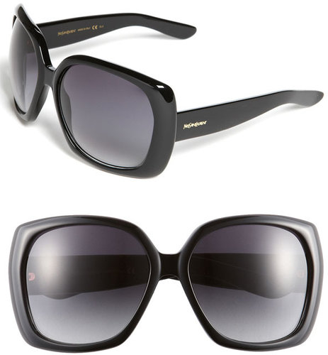 Yves Saint Laurent Oversized Sunglasses