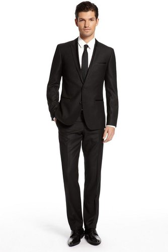 Modern Fit Two Button 'Alestir/Huston' Suit by HUGO