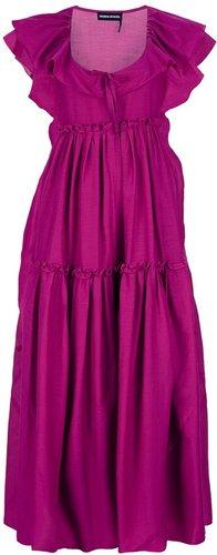 Sonia Rykiel ruffle dress