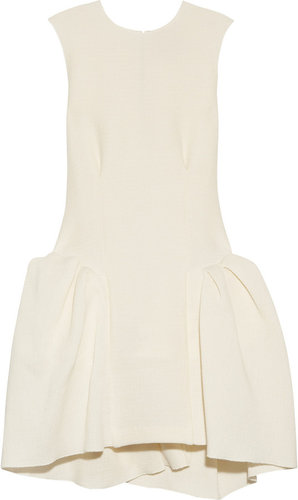 Roksanda Ilincic Agnes pleated cotton-blend dress