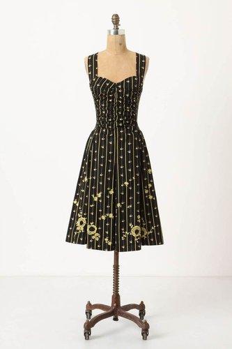 Ruched Martins Dress