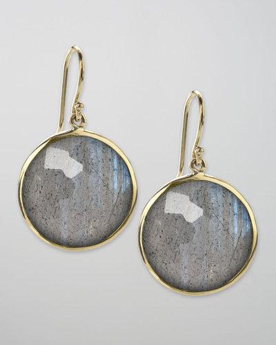 Ippolita Lollipop Earrings, Labradorite
