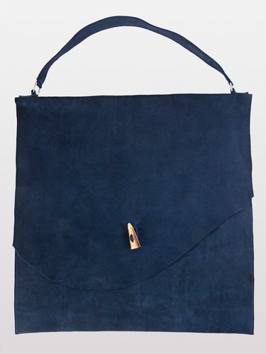 Suede Native Bag