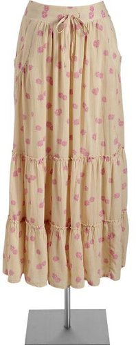 Women&#039;s Ruffled Maxi Skirts
