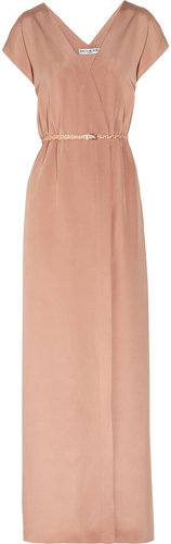 Paul &amp; Joe Panama silk maxi dress
