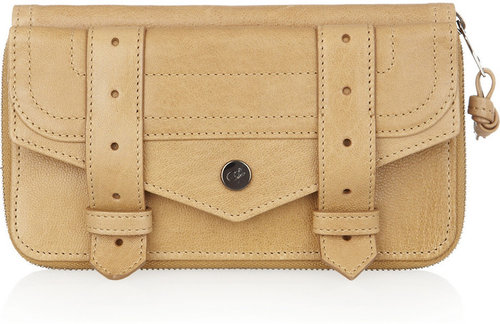 Proenza Schouler PS1 large leather wallet