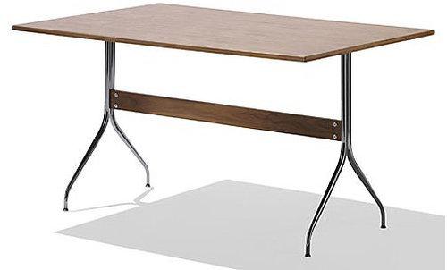 NelsonTM Swag Leg Rectangular Work Table
