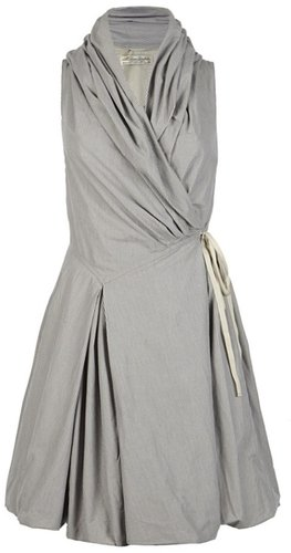 Ticking Aditya Dress