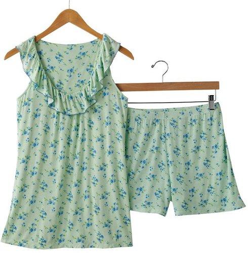 Chaps primrose lane floral pajama set