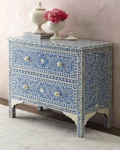 """Hilliard"" Two-Drawer Chest"