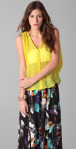 Bb Dakota Basha Sleeveless Top