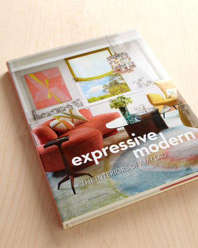 """""""Expressive Modern: The Interiors of Amy Lau"""" Book"""