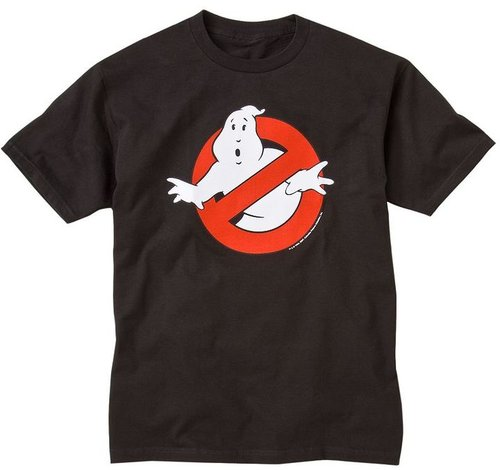 Ghostbusters™ logo tee