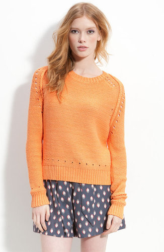 Paul &amp; Joe Sister &#039;Laurel&#039; Cotton Raglan Sweater