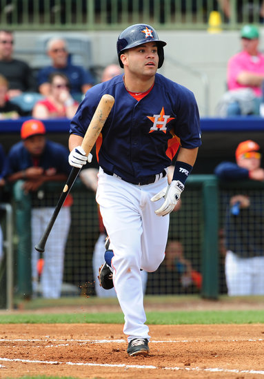 Jose Altuve, Houston Astros