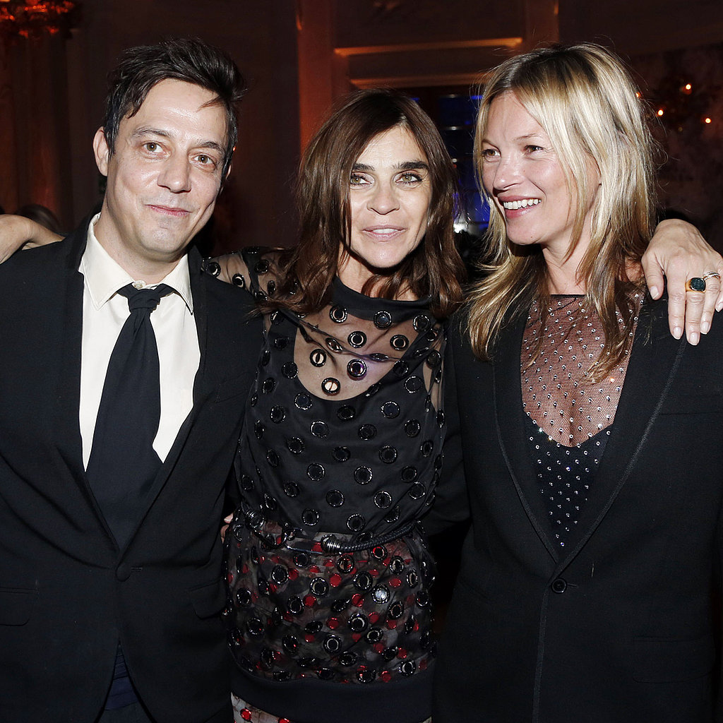 Carine Roitfeld Takes the Stylish Set to Shangri-La