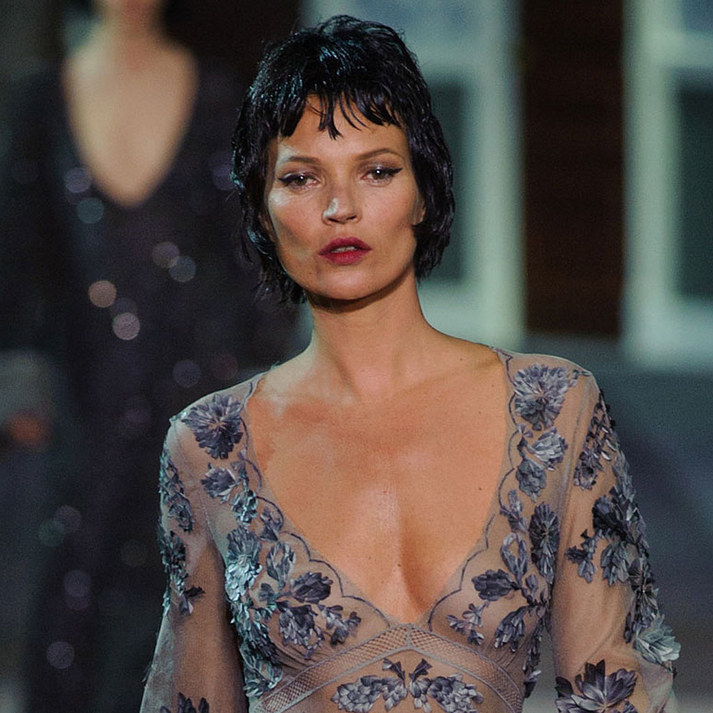 See the New-Wave Beauty (and Kate Moss!) at Louis Vuitton