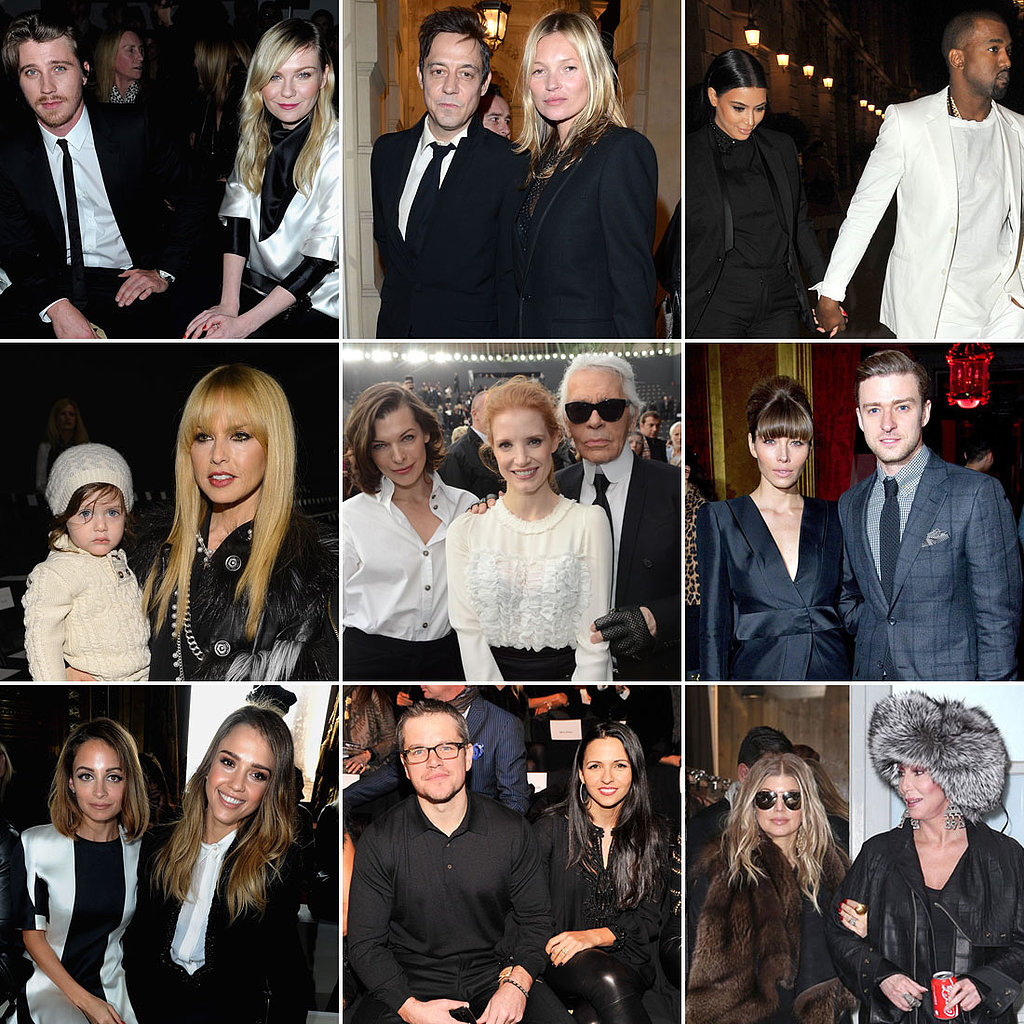 That's a Wrap on Fashion Week 2013 — See All the Stars!