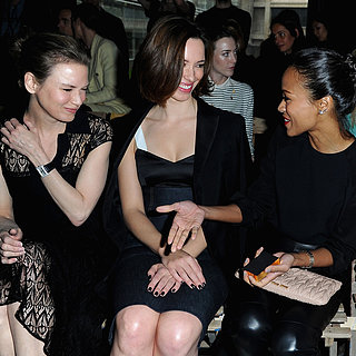 Celebrities at Paris Fashion Week 2013 | Pictures