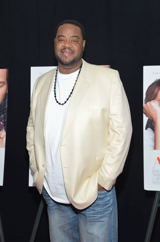 Grizz Chapman from 30 Rock dropped by the premiere.