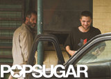 Robert Pattinson Shows Off a New Look on The Rover Set