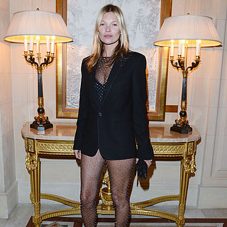 Kate Moss in Sheer Jumpsuit | Pictures