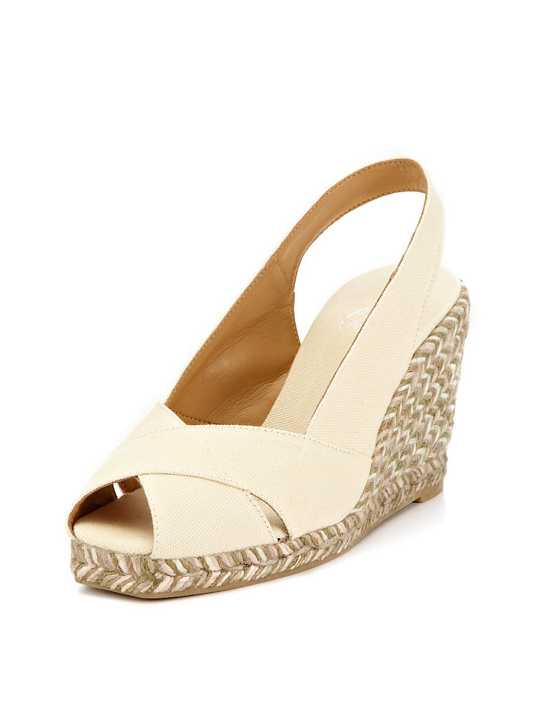 Diana wedge slingback ($195)