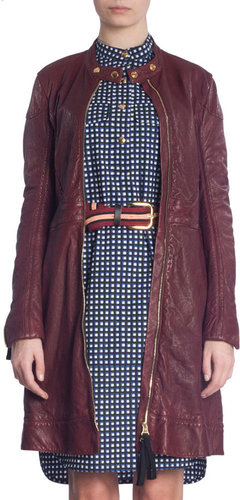 Marni Snap Collar Coat