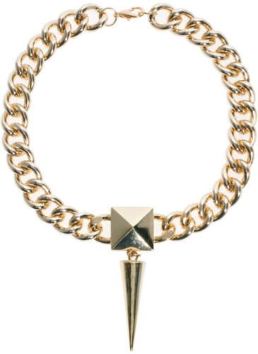 ASOS Chunky Spike Necklace