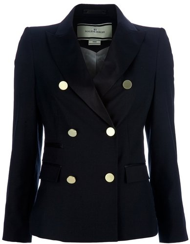 By Malene Birger Double breasted blazer