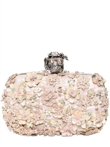 Garde-Robe: Alexander McQueen Clutches and Clutches and Clutches