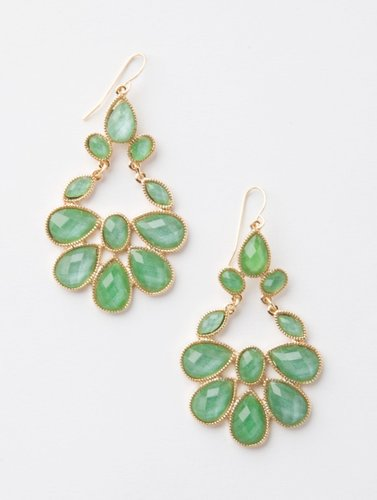 Lori's Shoes Gem Chandelier Earring