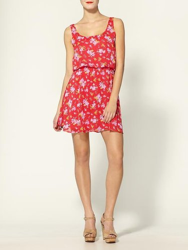 Hive &amp; Honey Floral Blousant Dress