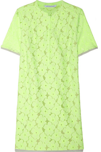 Diane von Furstenberg Warner floral-lace dress