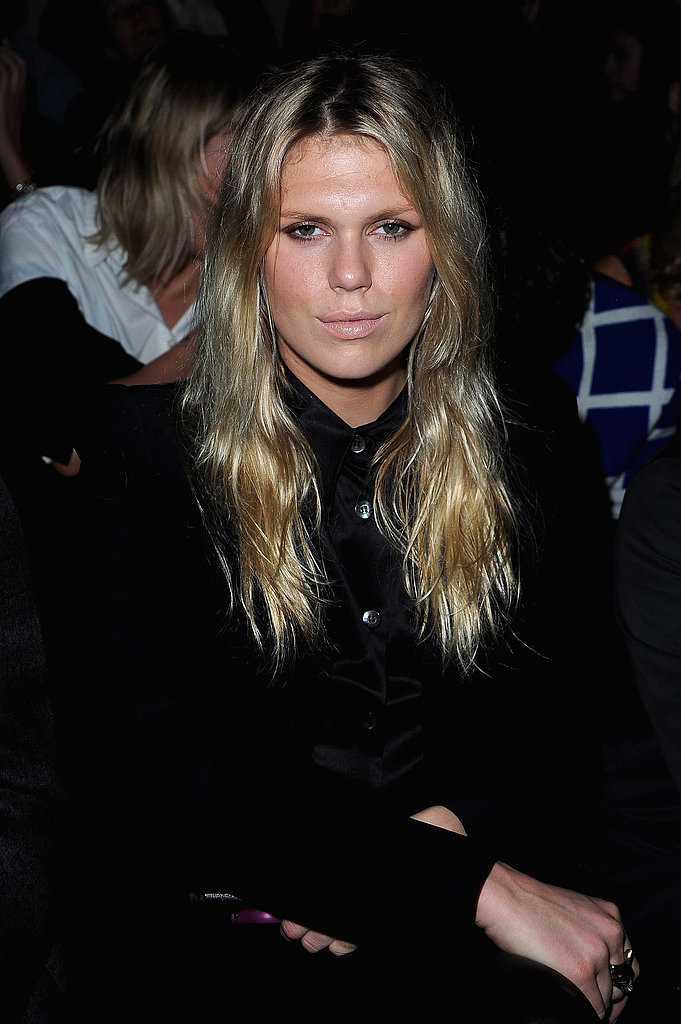 Alexandra Richards attended Saint Laurent.